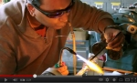From UMBC Magazine Winter 2012, The Coolest Jobs You Never Knew Existed at UMBC, featuring glassblower Tony Baney. Video by Gavin St. Ours.   Click here to watch