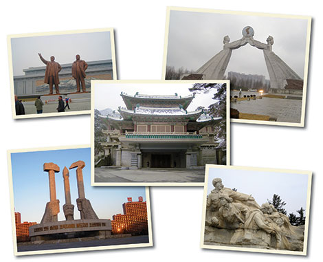 Postcards from North Korea